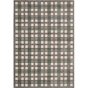 "Nourison Graphic Illusions Area Rug 5'3"" x 7'5"""