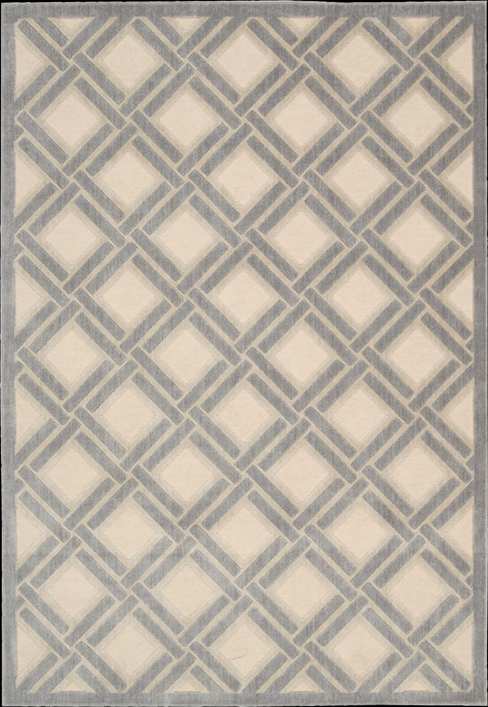 "Nourison Graphic Illusions Area Rug 3'6"" x 5'6"" - Item Number: 16066"