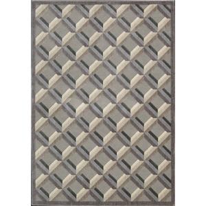 "Nourison Graphic Illusions Area Rug 3'6"" x 5'6"""