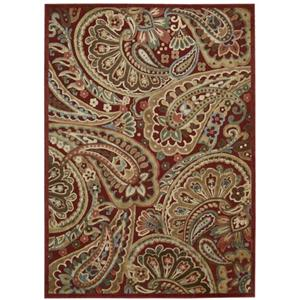 "Nourison Graphic Illusions Area Rug 2'3"" X 8'"
