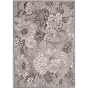"Nourison Graphic Illusions Area Rug 2'3"" x 8' Rug"