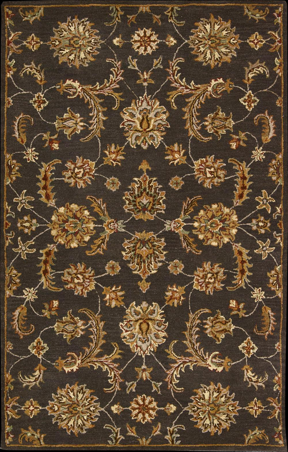 "Nourison India House Area Rug 3'6"" x 5'6"" - Item Number: 10286"