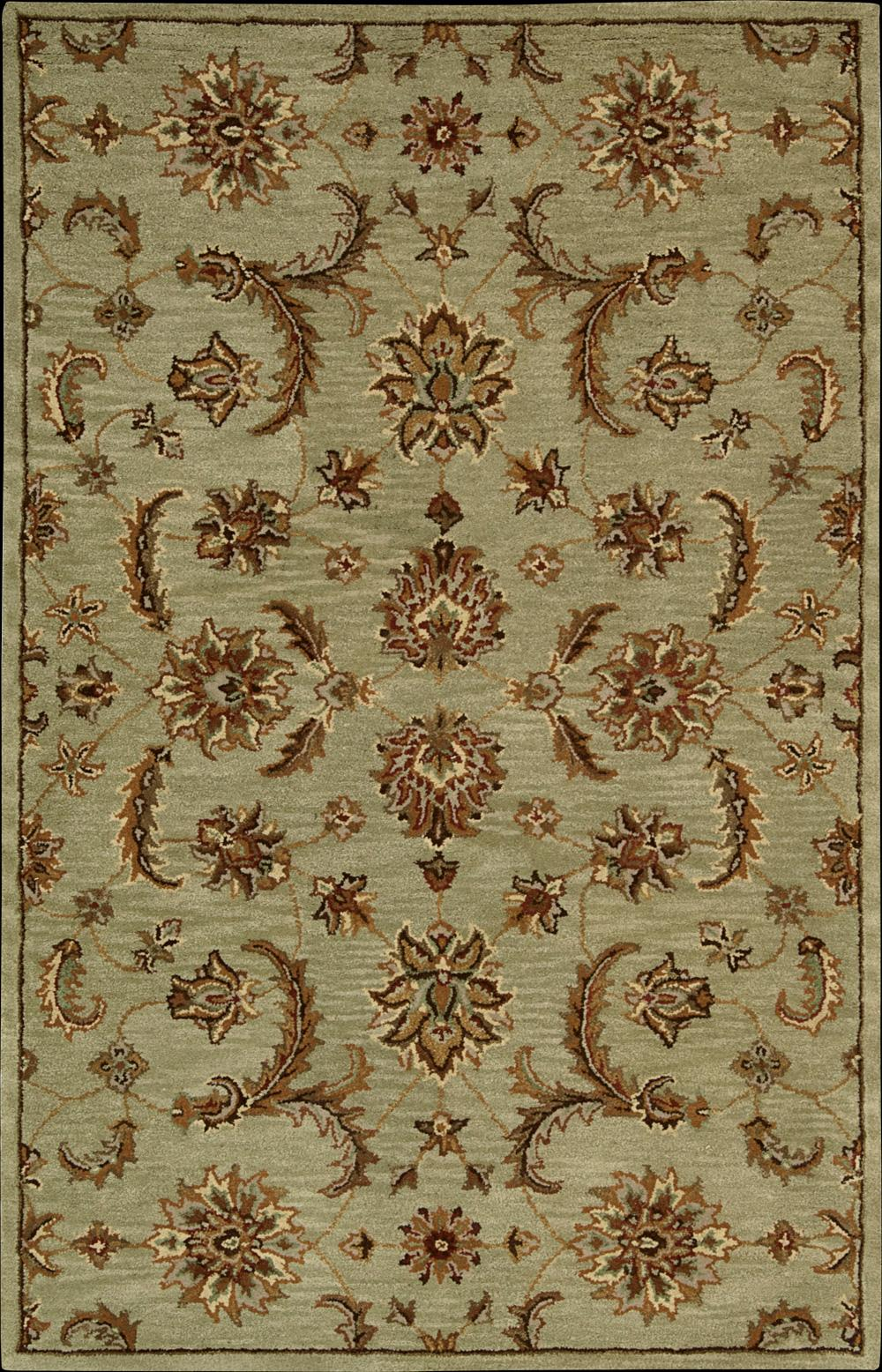 "Nourison India House Area Rug 3'6"" x 5'6"" - Item Number: 10291"
