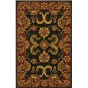 "Nourison India House Area Rug 2'6"" x 4' - Item Number: 11149"