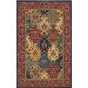 Nourison India House Area Rug 5' x 8' - Item Number: 12094