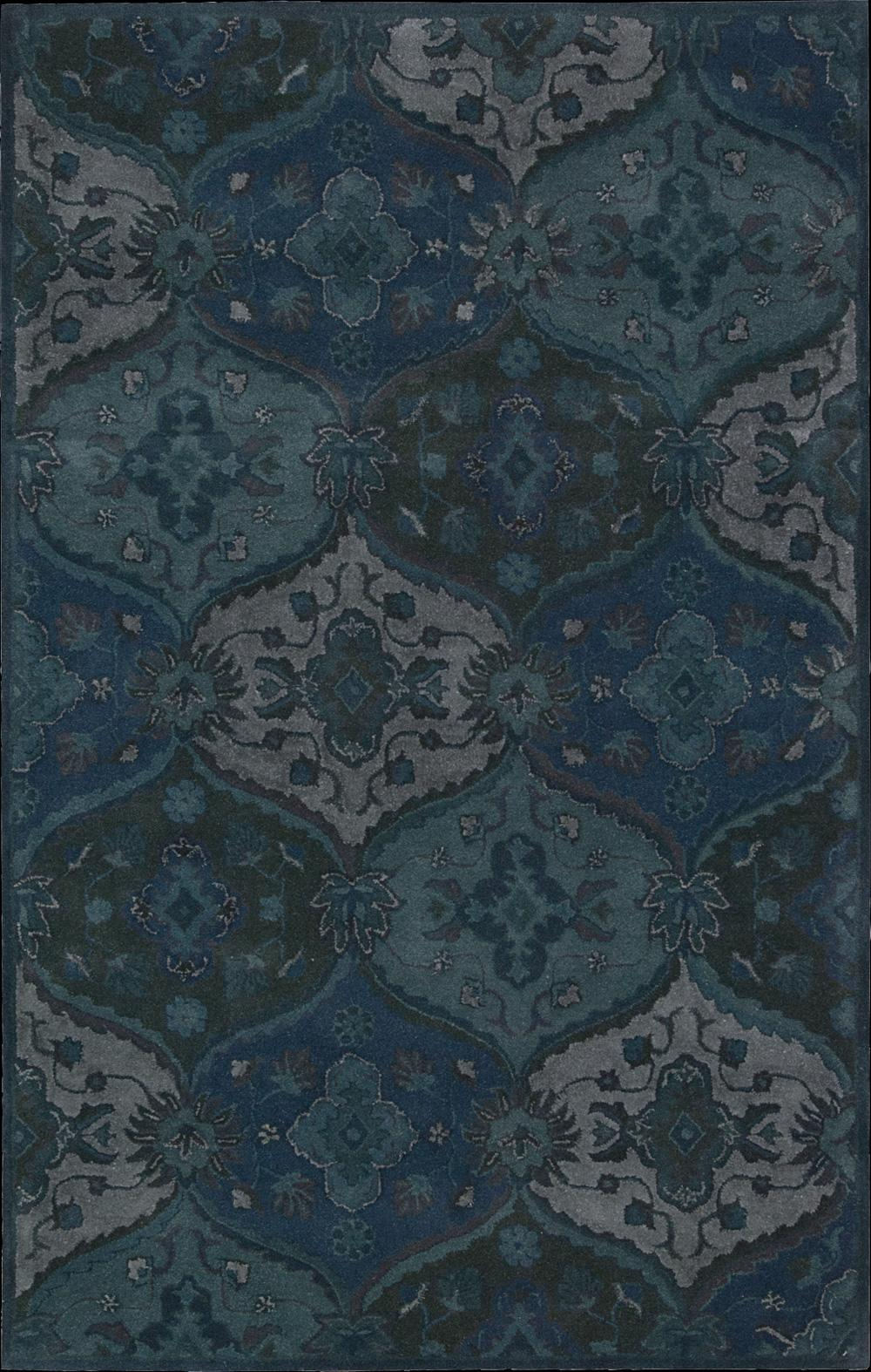 "Nourison India House Area Rug 3'6"" x 5'6"" - Item Number: 16187"