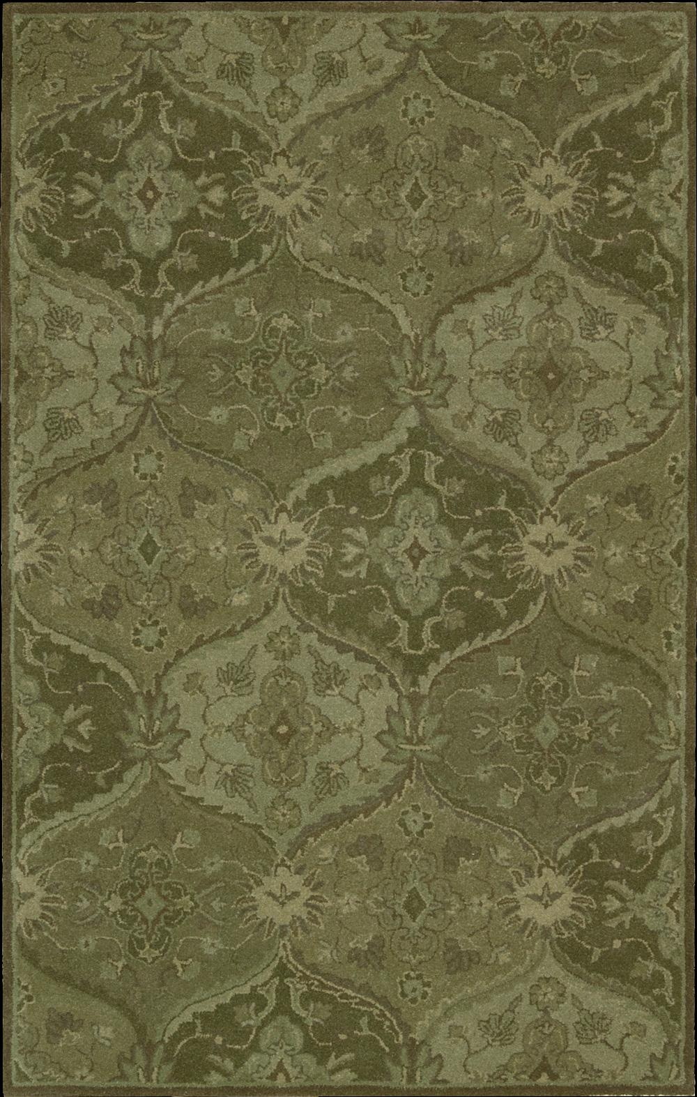 "Nourison India House Area Rug 3'6"" x 5'6"" - Item Number: 16193"