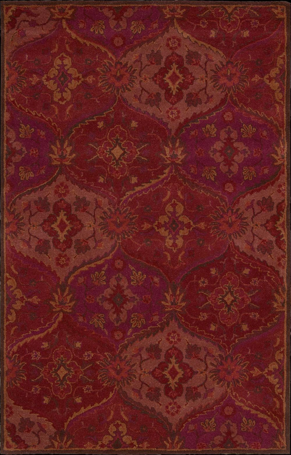 """Nourison India House Area Rug 3'6"""" x 5'6"""" - Item Number: 16201"""
