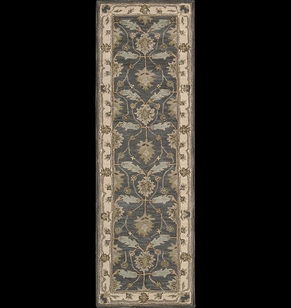 "Nourison India House Area Rug 2'3"" x 7'6"" - Item Number: 183"