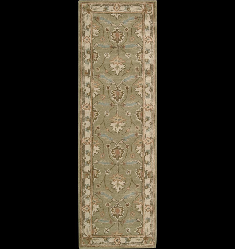 "Nourison India House Area Rug 2'3"" x 7'6"" - Item Number: 187"