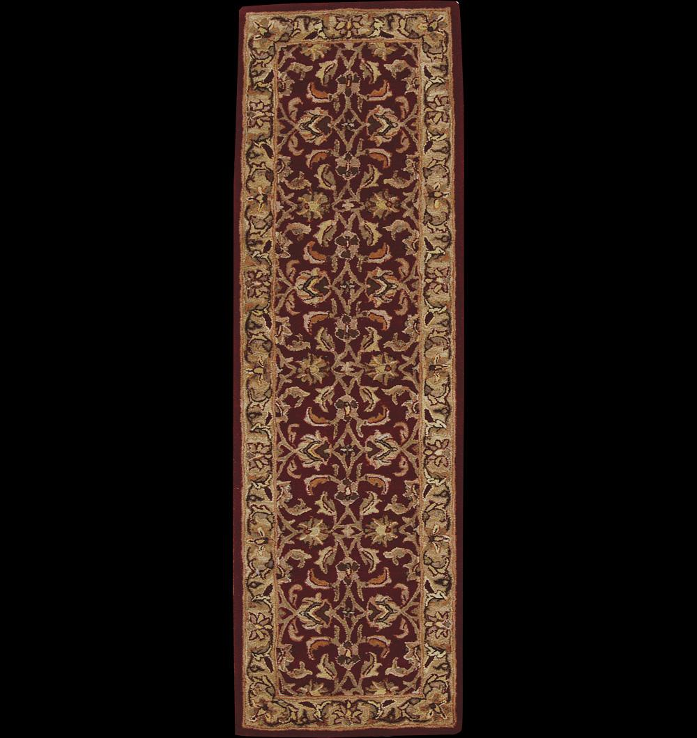 "Nourison India House Area Rug 2'3"" x 7'6"" - Item Number: 21121"
