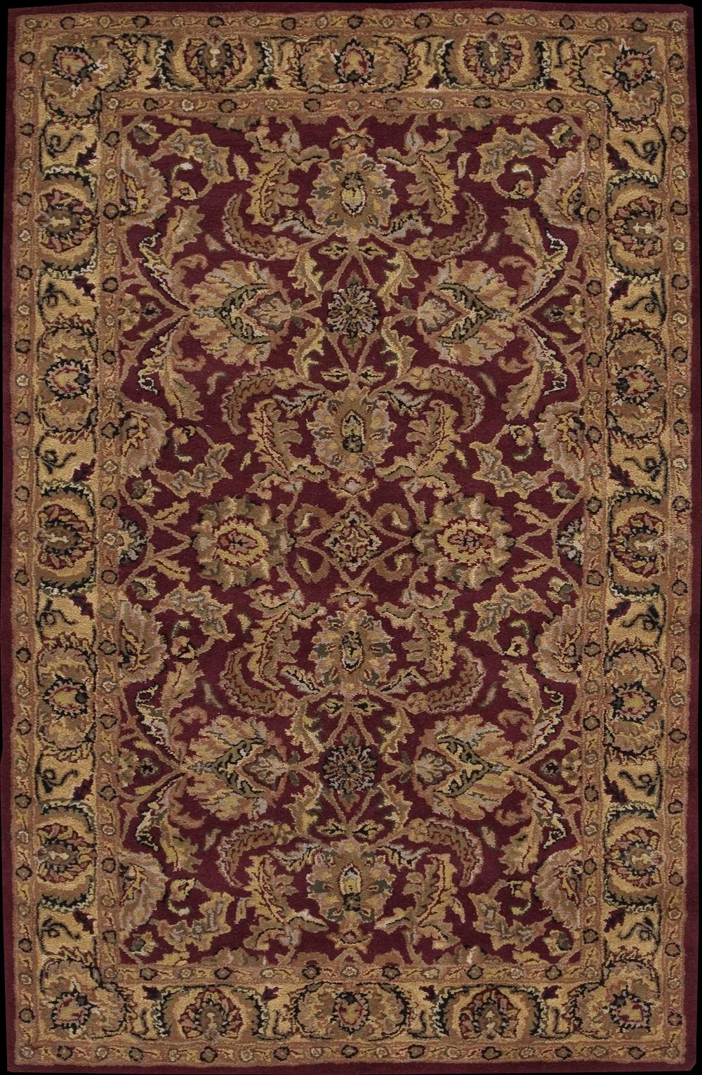 "Nourison India House Area Rug 3'6"" x 5'6"" - Item Number: 21175"