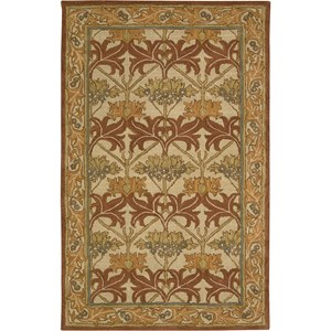 Nourison India House 5' x 8' Beige Area Rug
