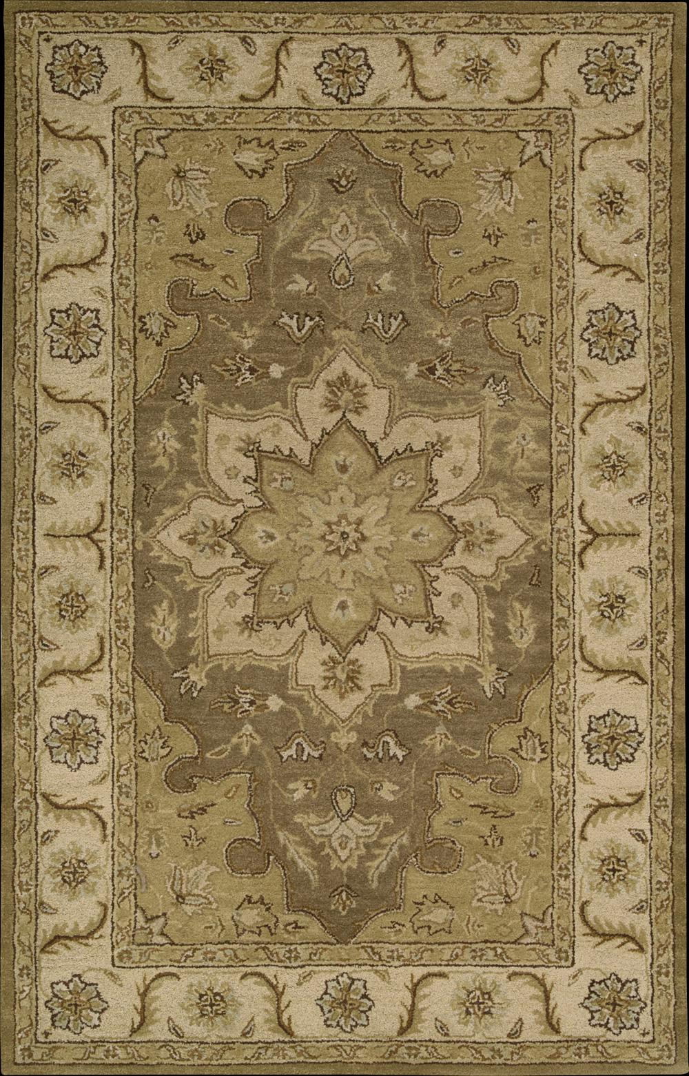 "Nourison India House Area Rug 2'6"" x 4' - Item Number: 28606"