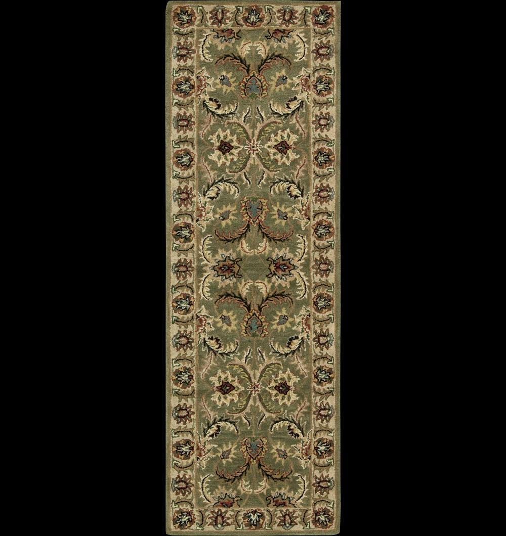 "Nourison India House Area Rug 2'3"" x 7'6"" - Item Number: 30444"