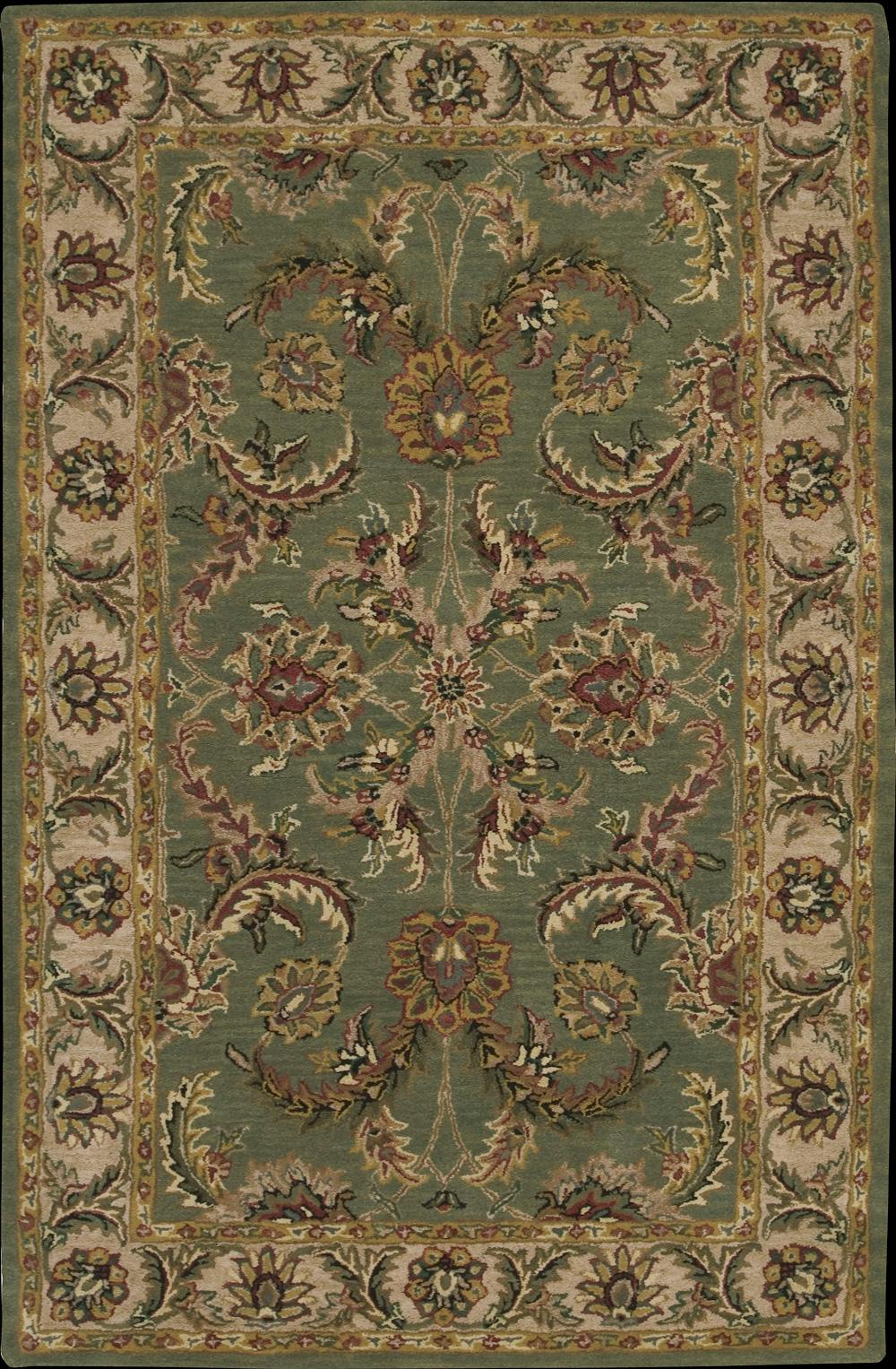 "Nourison India House Area Rug 3'6"" x 5'6"" - Item Number: 30453"