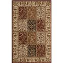 "Nourison India House Area Rug 3'6"" x 5'6"" - Item Number: 41547"