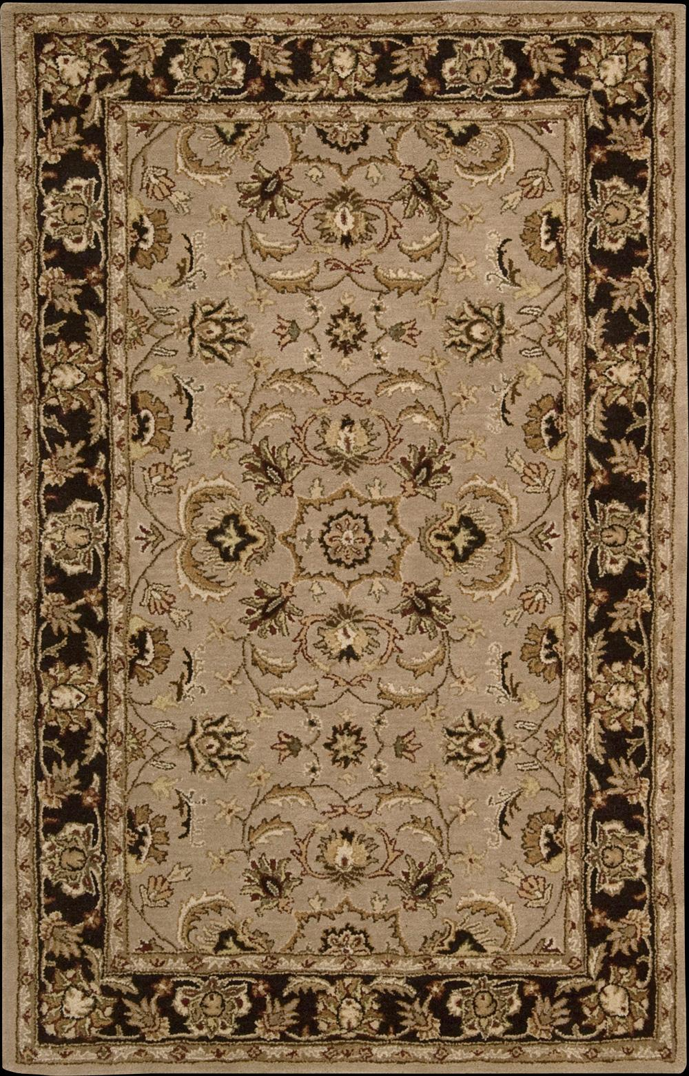 "Nourison India House Area Rug 3'6"" x 5'6"" - Item Number: 41556"