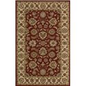 "Nourison India House Area Rug 3'6"" x 5'6"" - Item Number: 41565"
