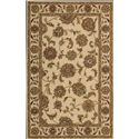 "Nourison India House Area Rug 3'6"" x 5'6"" - Item Number: 41574"
