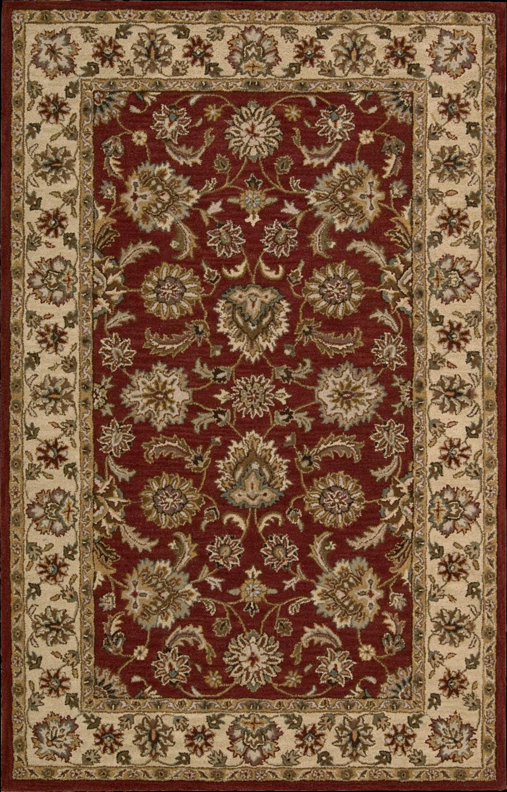 "Nourison India House Area Rug 8' x 10'6"" - Item Number: 41682"