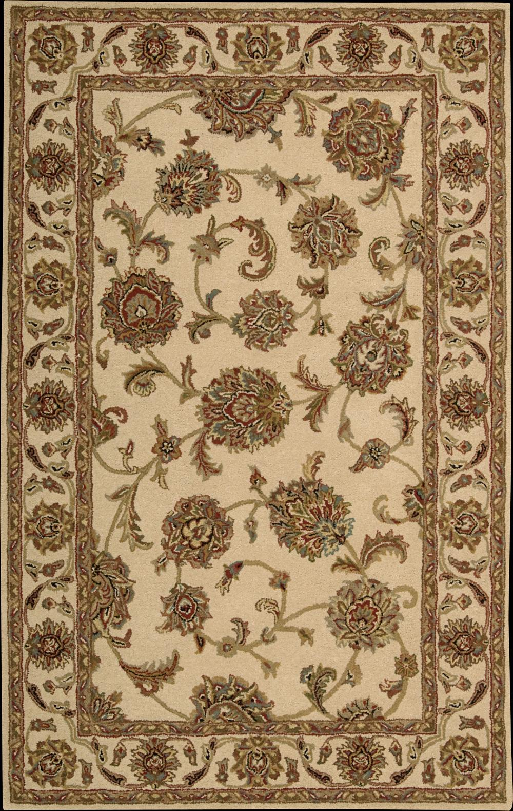 "Nourison India House Area Rug 8' x 10'6"" - Item Number: 41691"
