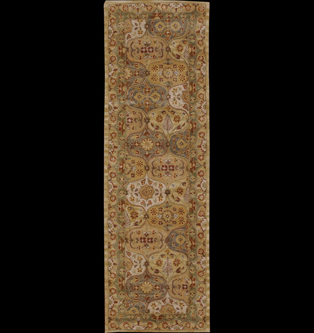 "Nourison India House Area Rug 2'3"" x 7'6"" - Item Number: 4408"