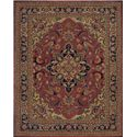 "Nourison India House Area Rug 8' x 10'6"" - Item Number: 4498"