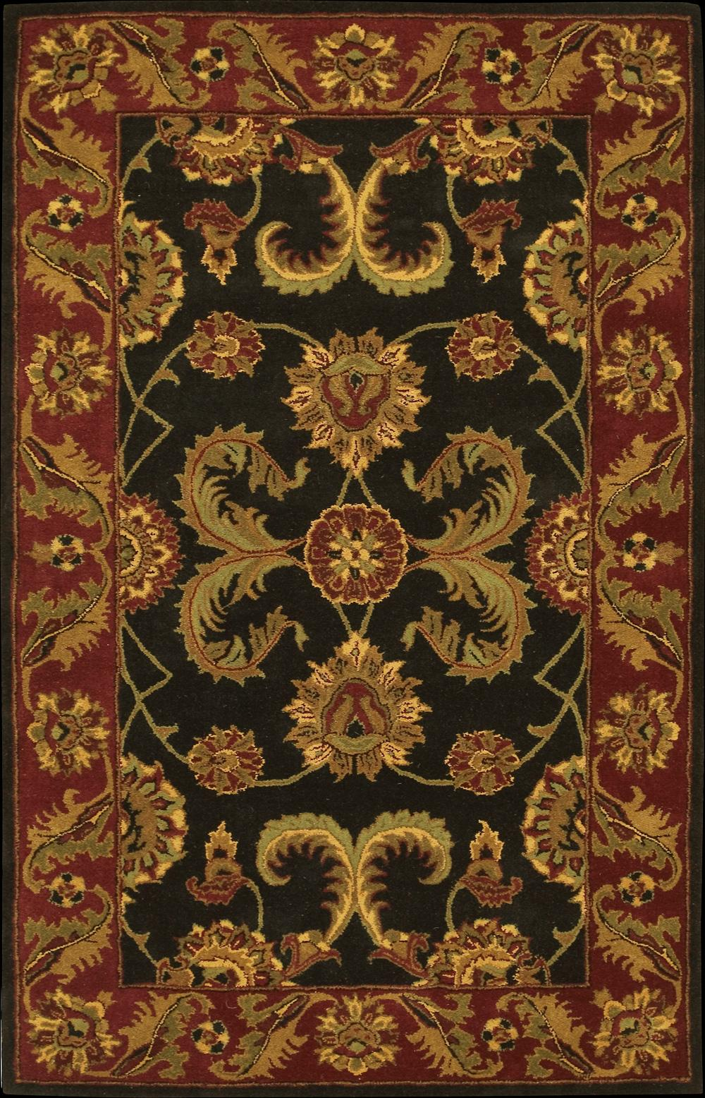 "Nourison India House Area Rug 8' x 10'6"" - Item Number: 4516"