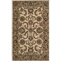 "Nourison India House Area Rug 2'6"" x 4' - Item Number: 65005"