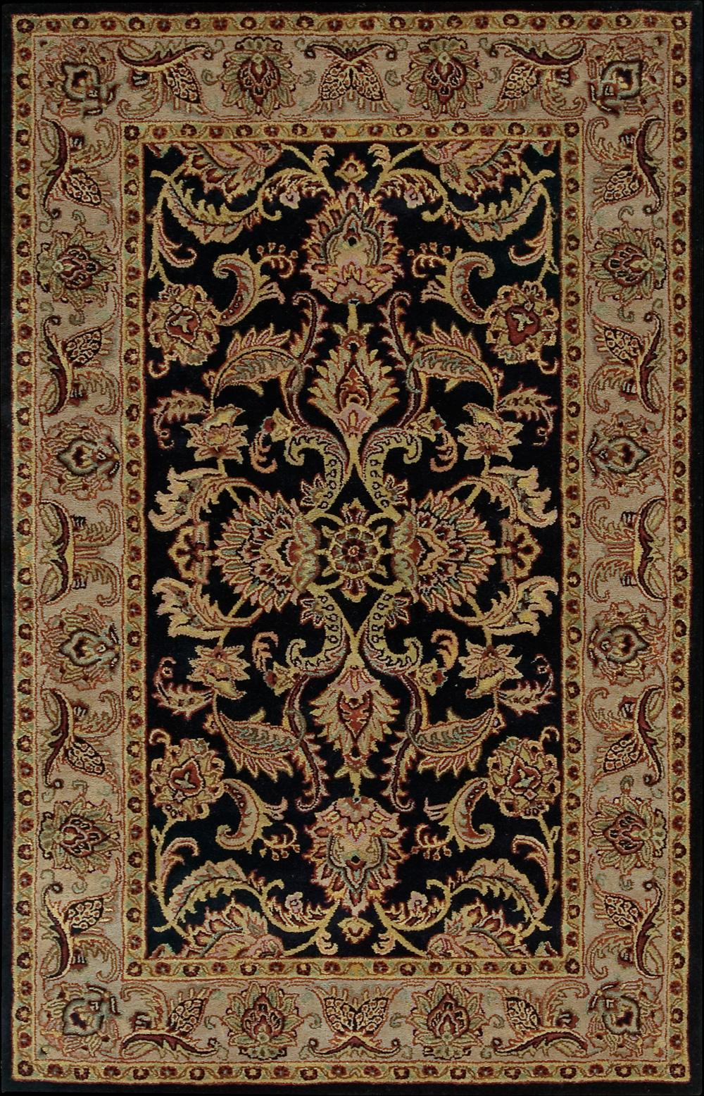 "Nourison India House Area Rug 3'6"" x 5'6"" - Item Number: 65131"