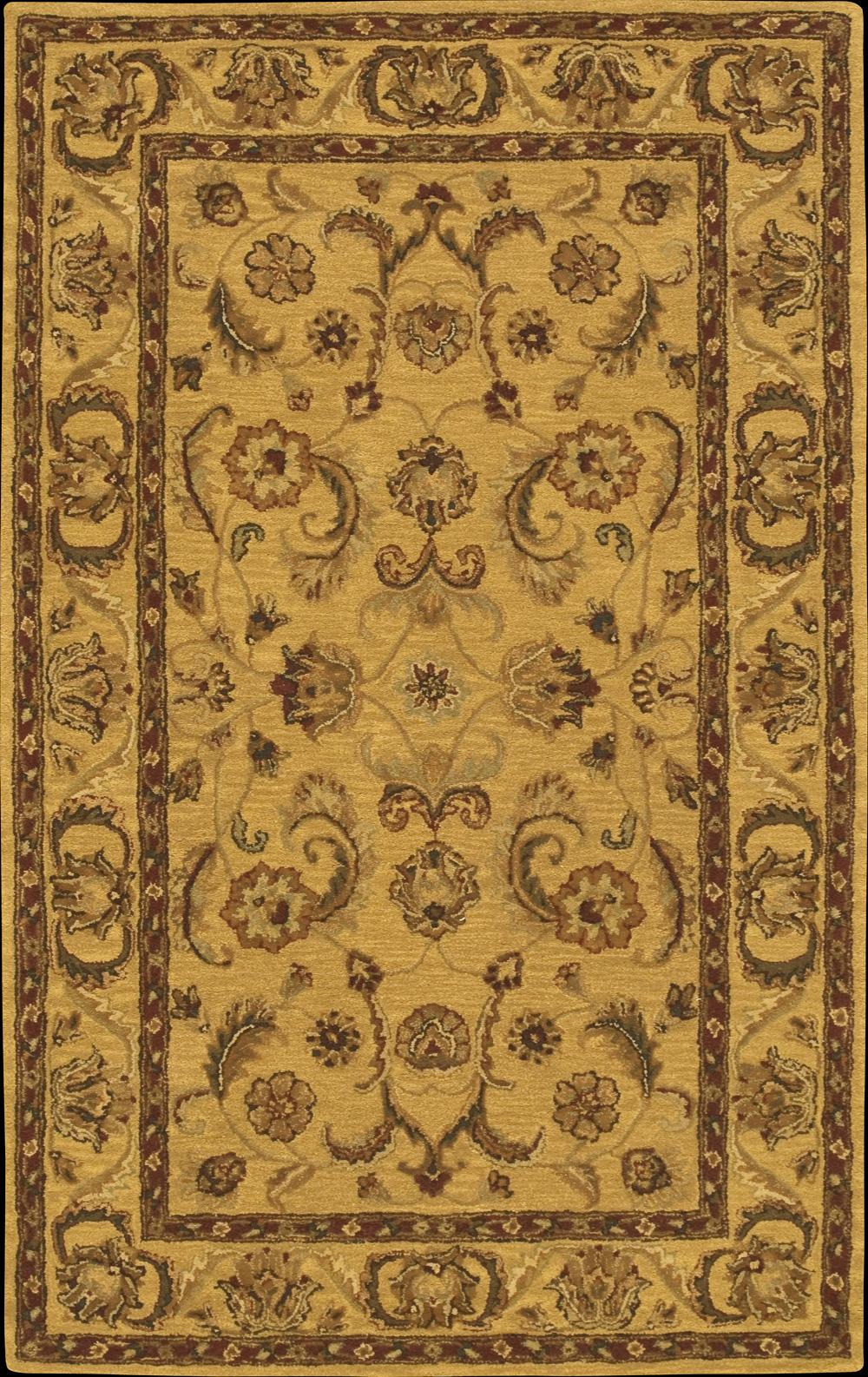 "Nourison India House Area Rug 3'6"" x 5'6"" - Item Number: 68028"