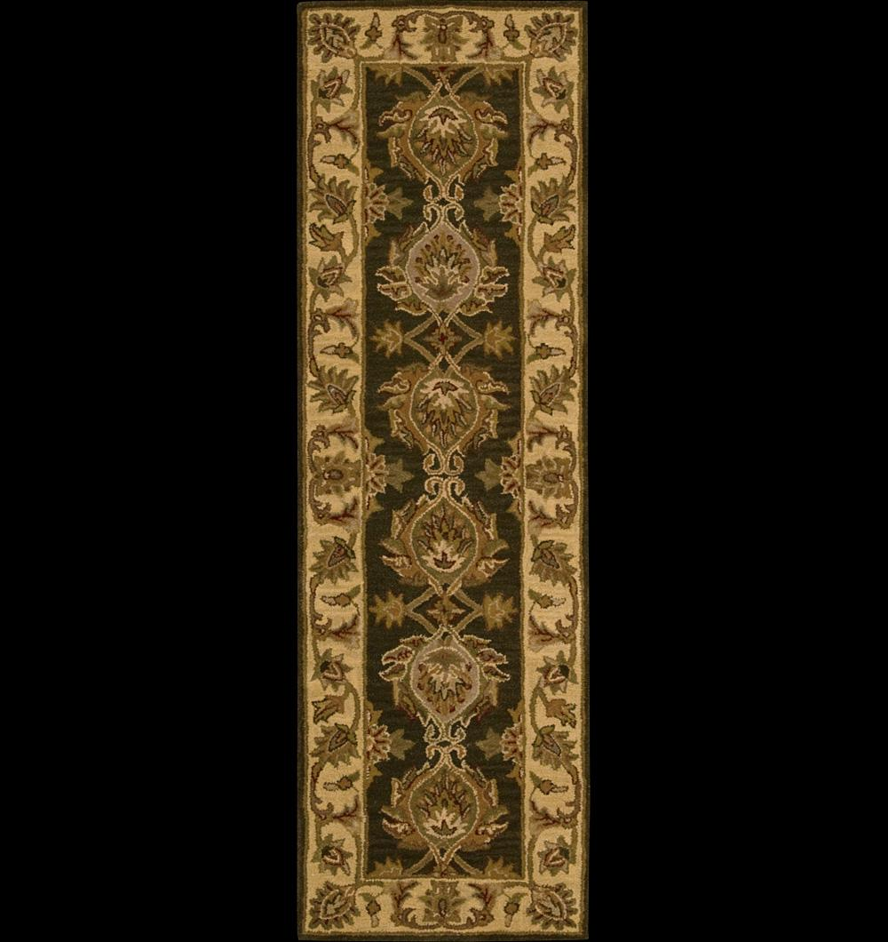 """Nourison India House Area Rug 2'3"""" x 7'6"""" - Item Number: 80313"""