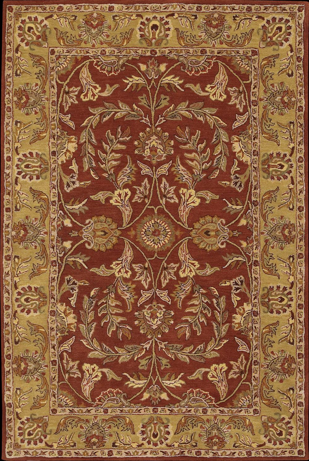 "Nourison India House Area Rug 3'6"" x 5'6"" - Item Number: 80322"