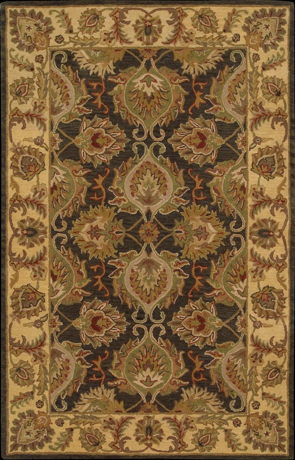 "Nourison India House Area Rug 3'6"" x 5'6"" - Item Number: 80331"