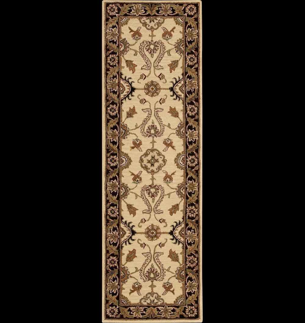 """Nourison India House Area Rug 2'3"""" x 7'6"""" - Item Number: 85479"""
