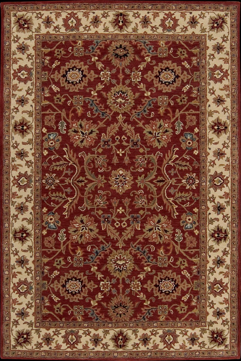 "Nourison India House Area Rug 3'6"" x 5'6"" - Item Number: 85506"