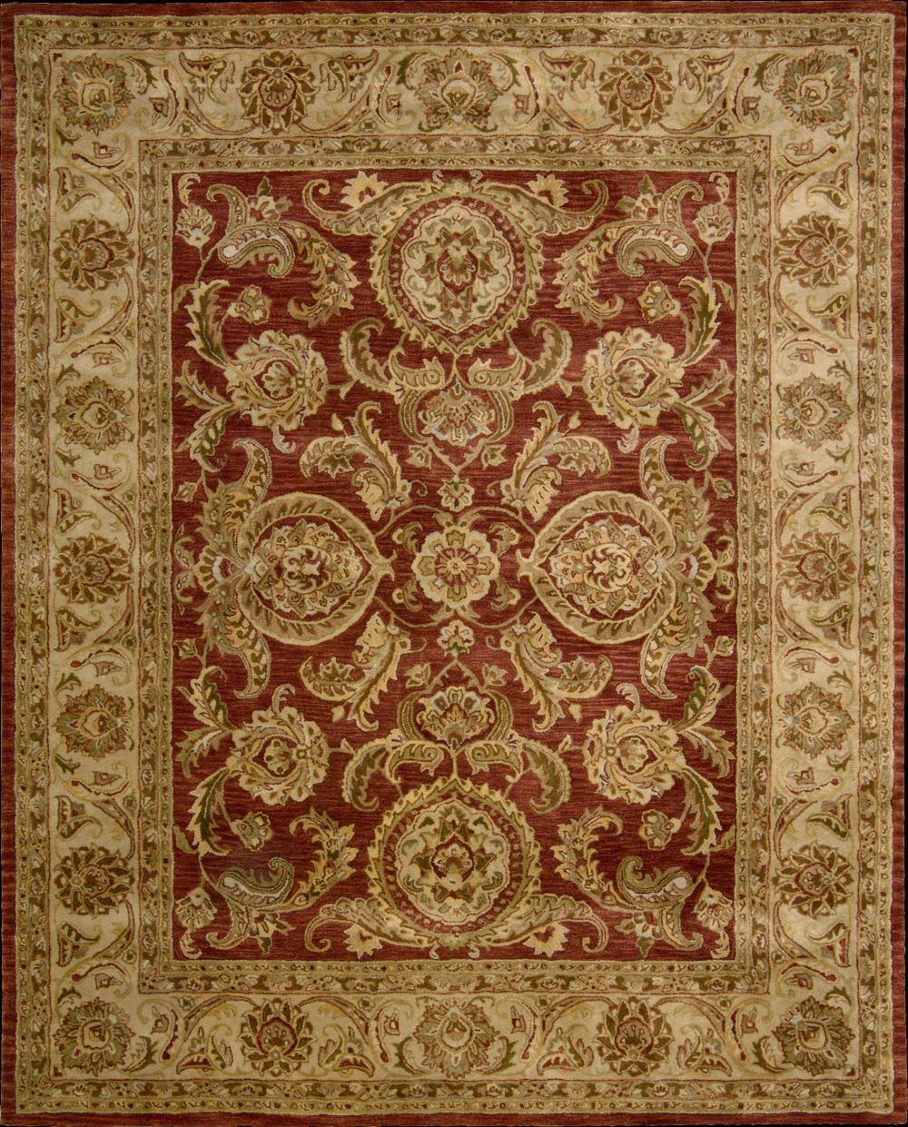 "Nourison Jaipur Area Rug 8'3"" x 11'6"" - Item Number: 2173"