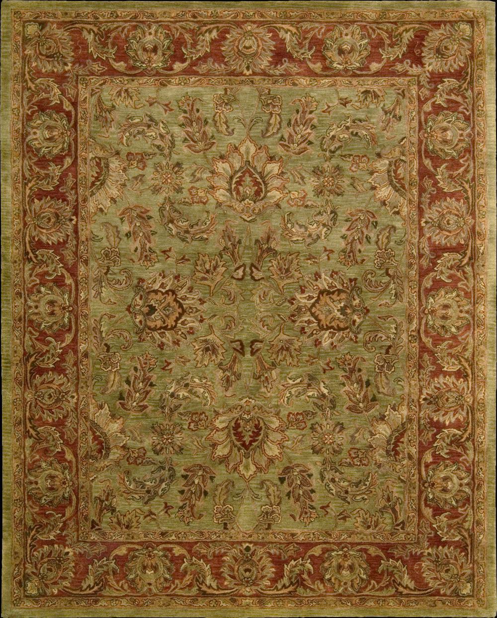 "Nourison Jaipur Area Rug 9'6"" x 13'6"" - Item Number: 30095"