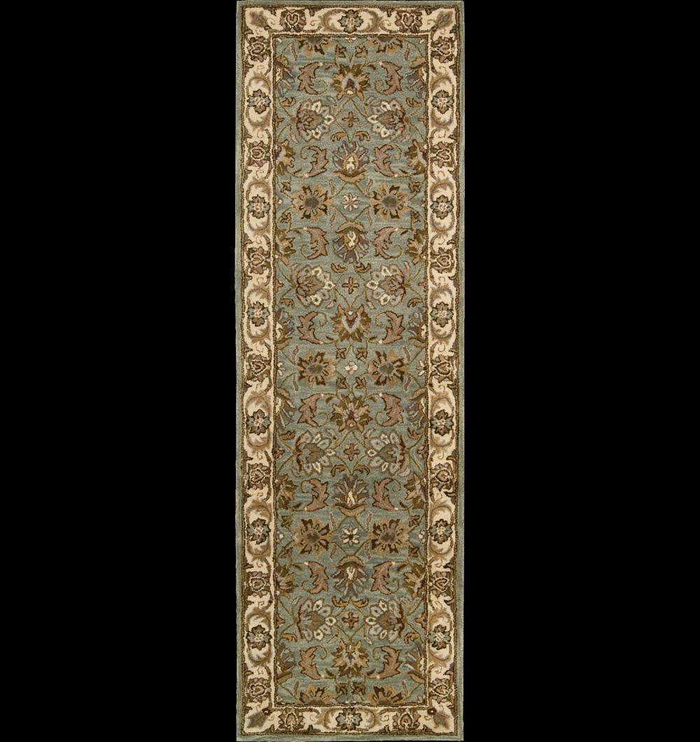 "Nourison Jaipur Area Rug 2'4"" x 8' - Item Number: 39891"