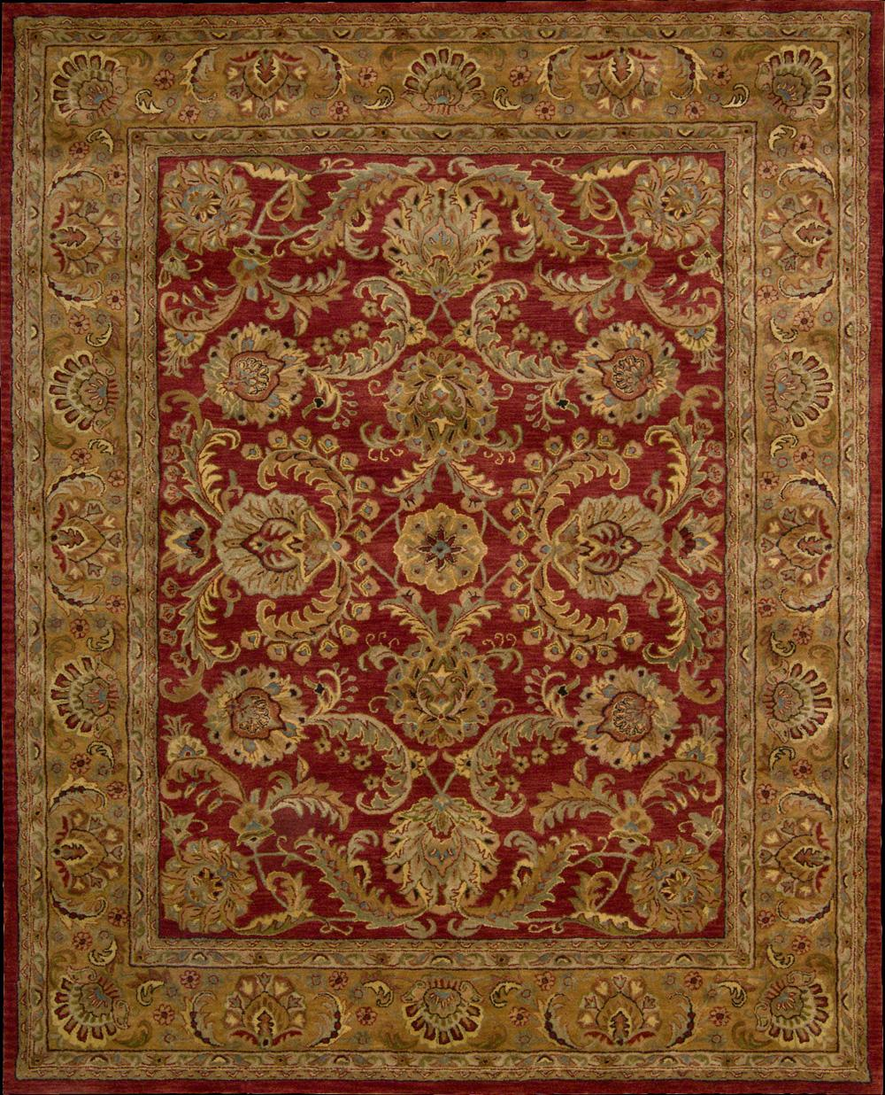 "Nourison Jaipur Area Rug 7'9"" x 9'9"" - Item Number: 49848"