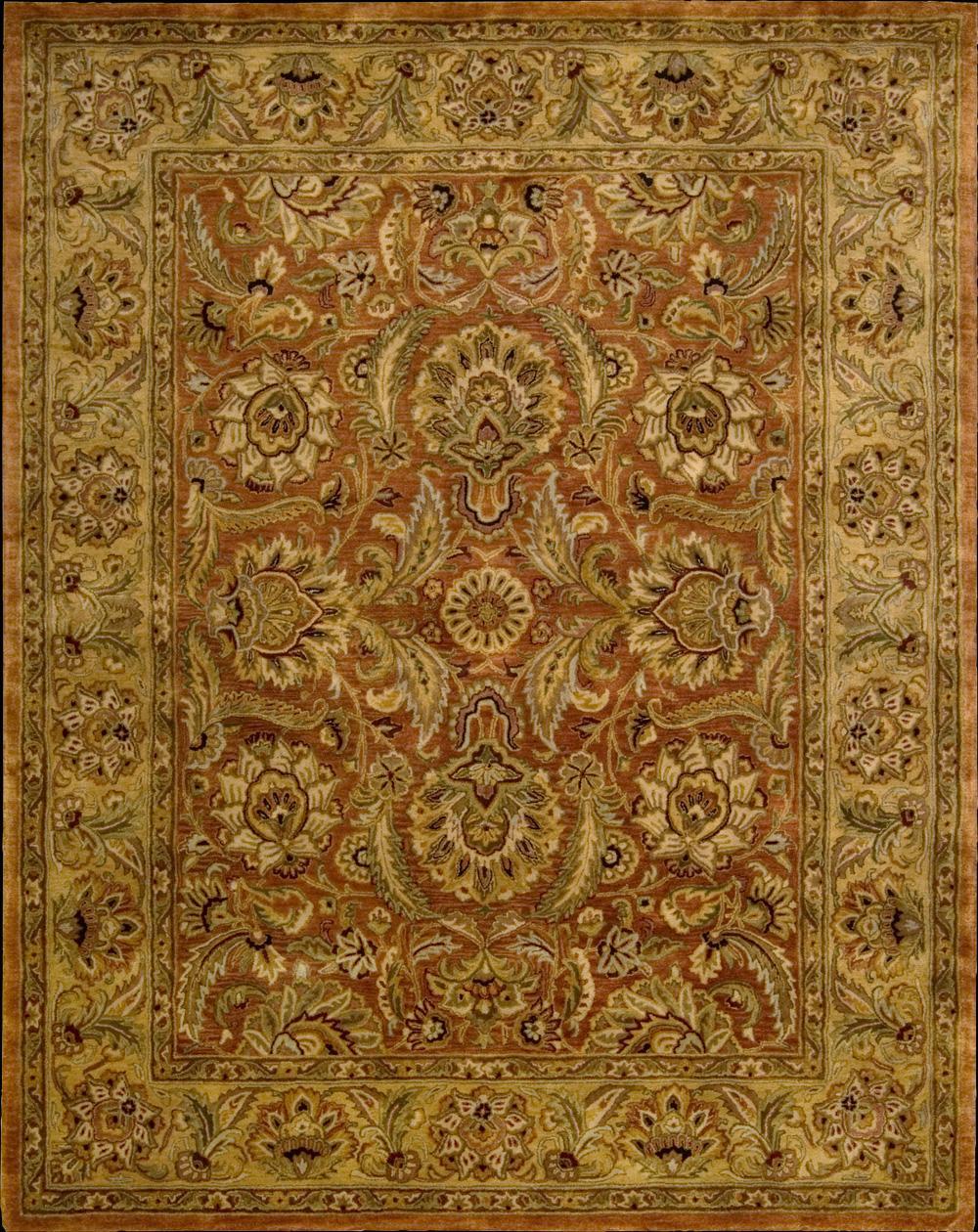 "Nourison Jaipur Area Rug 9'6"" x 13'6"" - Item Number: 77053"