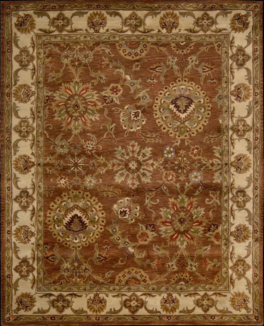 "Nourison Jaipur Area Rug 7'9"" x 9'9"" - Item Number: 77146"
