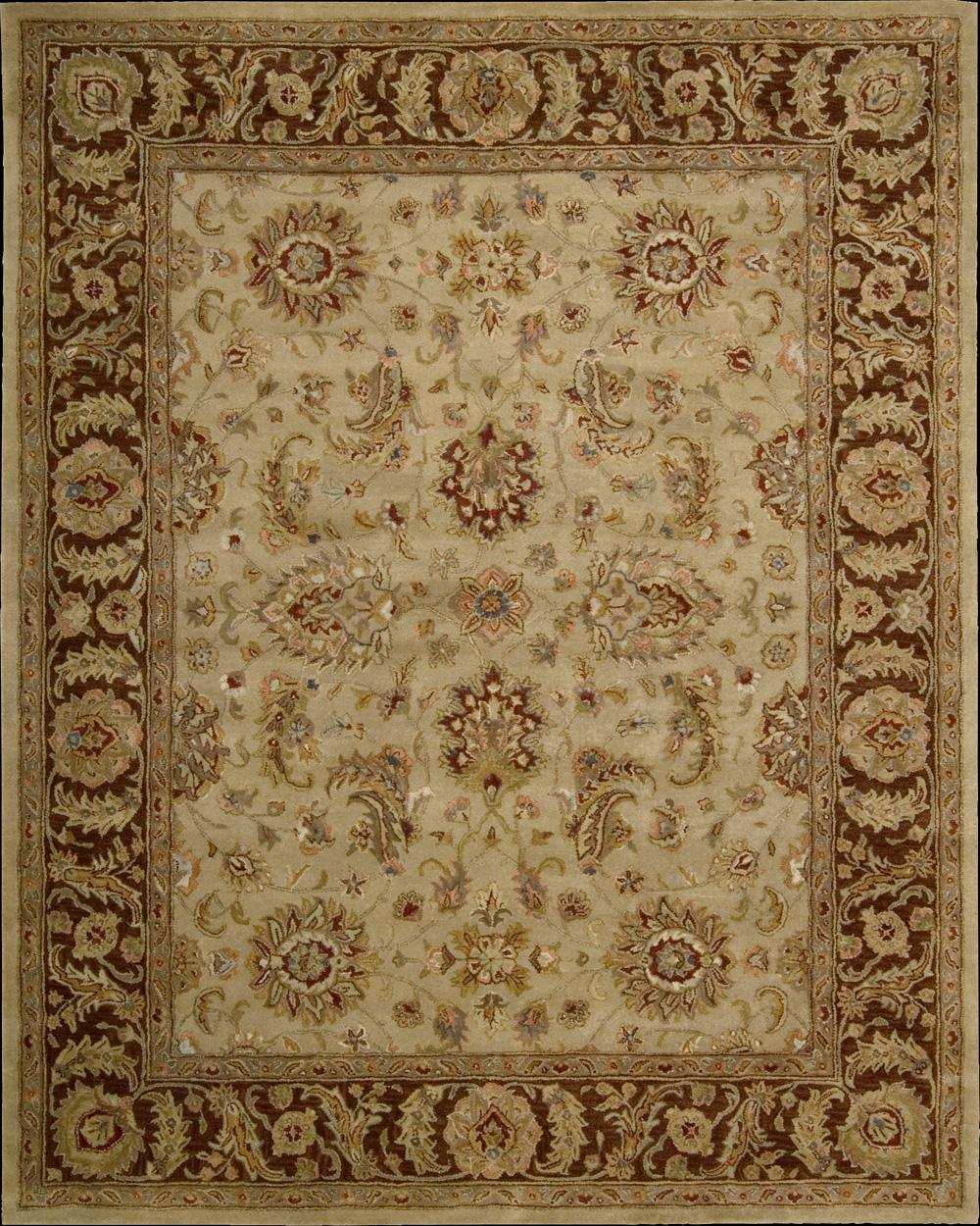 "Nourison Jaipur Area Rug 7'9"" x 9'9"" - Item Number: 85677"