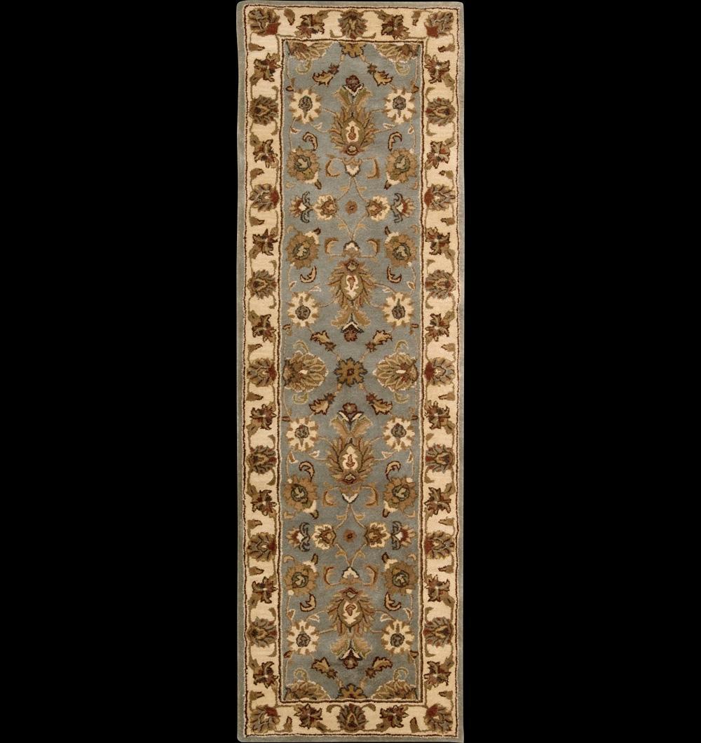 "Nourison Jaipur Area Rug 2'4"" x 8' - Item Number: 8904"