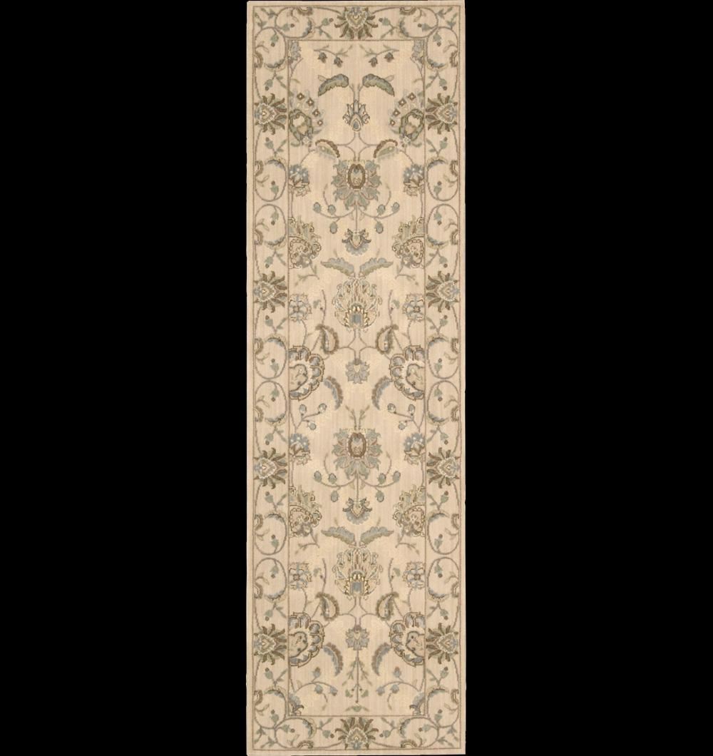 "Nourison Persian Empire Area Rug 2'3"" x 8' - Item Number: 25239"