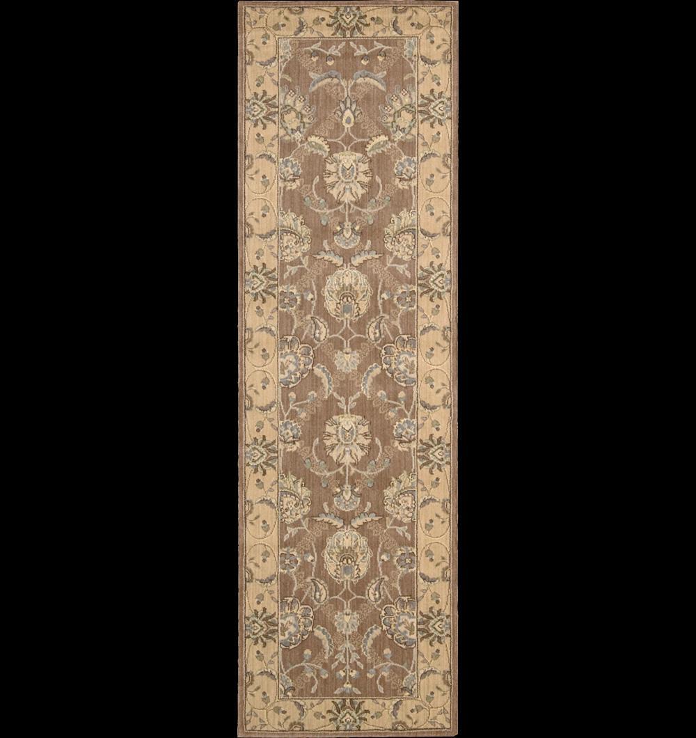 "Nourison Persian Empire Area Rug 2'3"" x 8' - Item Number: 25266"