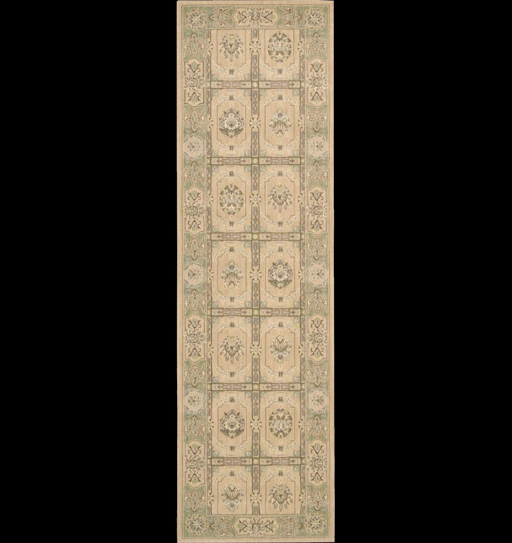 "Nourison Persian Empire Area Rug 2'3"" x 8' - Item Number: 25284"