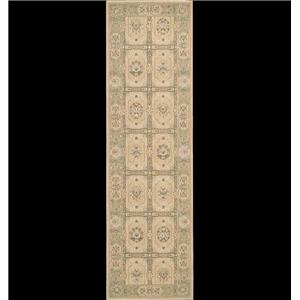 "Nourison Persian Empire Area Rug 2'3"" x 8'"