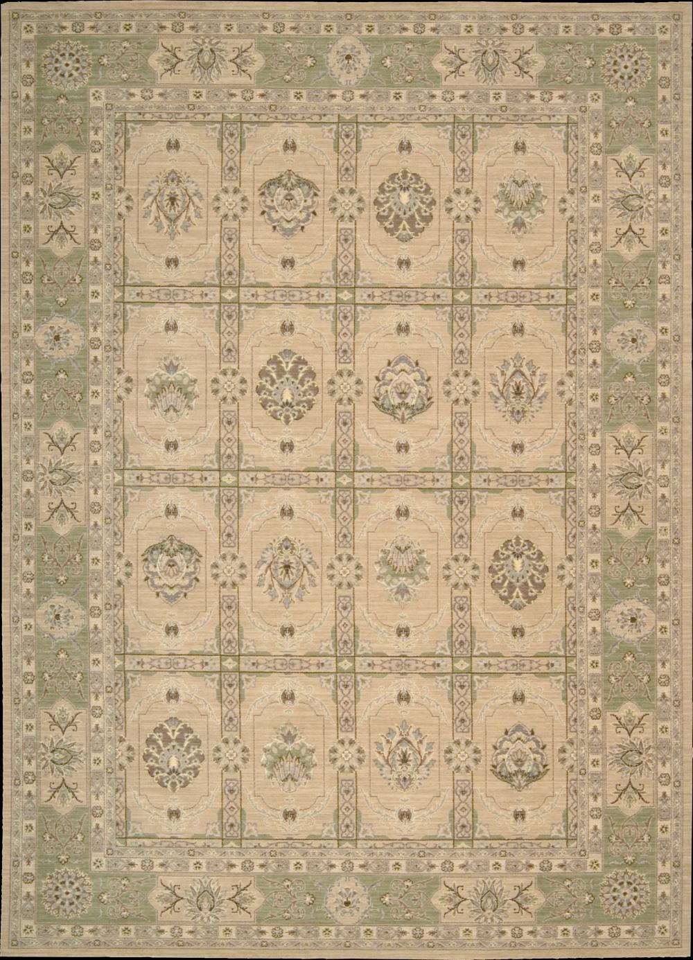 "Nourison Persian Empire Area Rug 5'3"" x 7'5"" - Item Number: 25464"